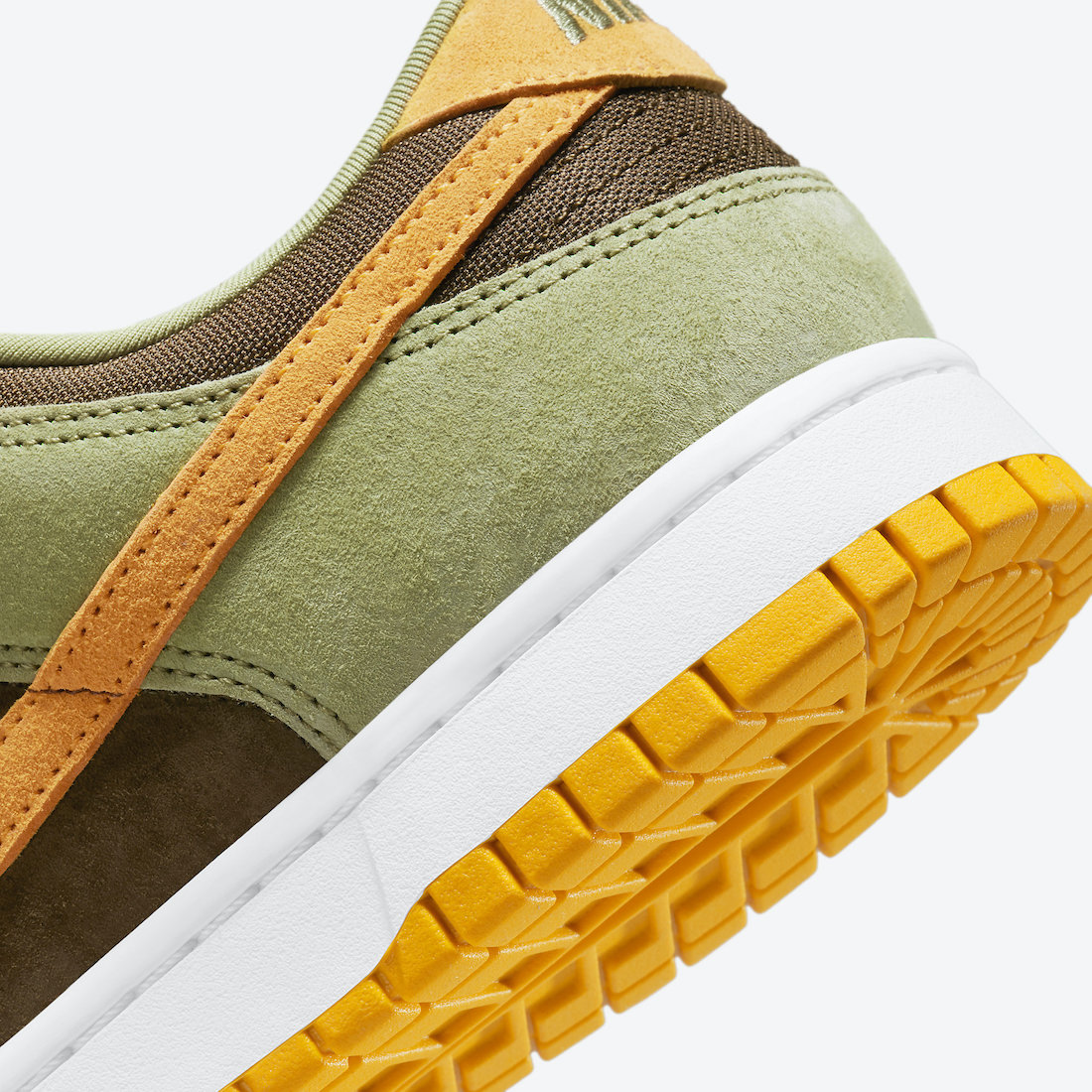 Nike,Dunk Low,Dusty Olive,DH53  SNKRS 上架!「丑小鸭 2.0」Dunk Low 明早发售!