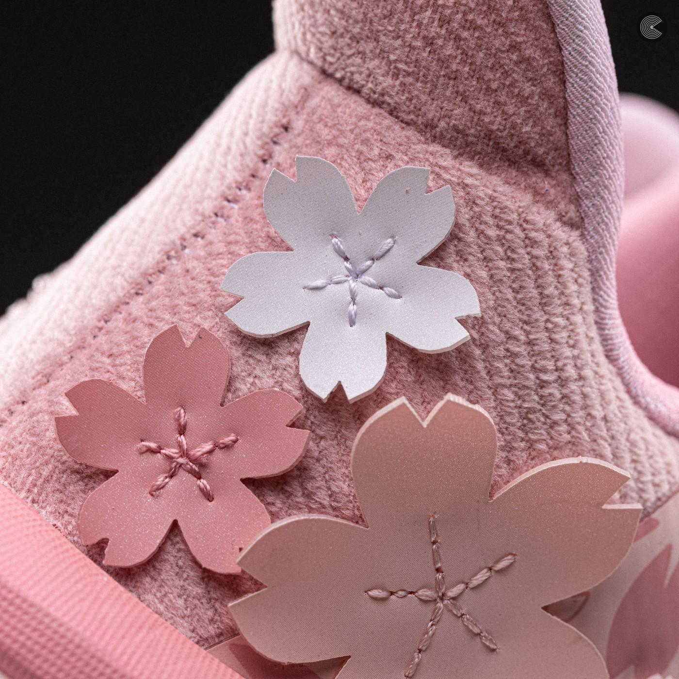 匹克,态极,闪现 2,发售  上架秒售罄!猛男最爱的樱花粉今早发售!