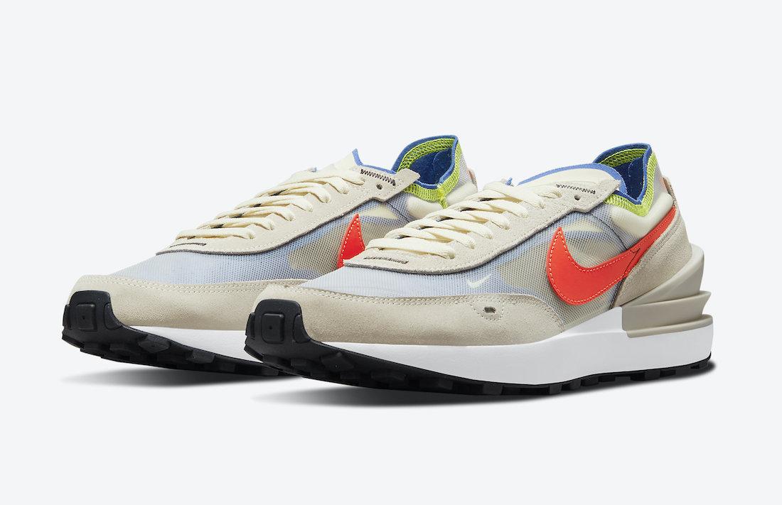 Nike,Waffle One,Sacai,发售  这 Swoosh 太吸睛了!Sacai 平替全新配色即将发售!
