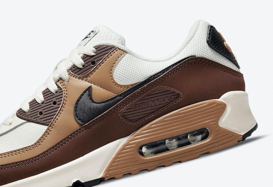 Nike,Air Max 90,DB0625-200  木质感十足!全新配色 Air Max 90 官图曝光!