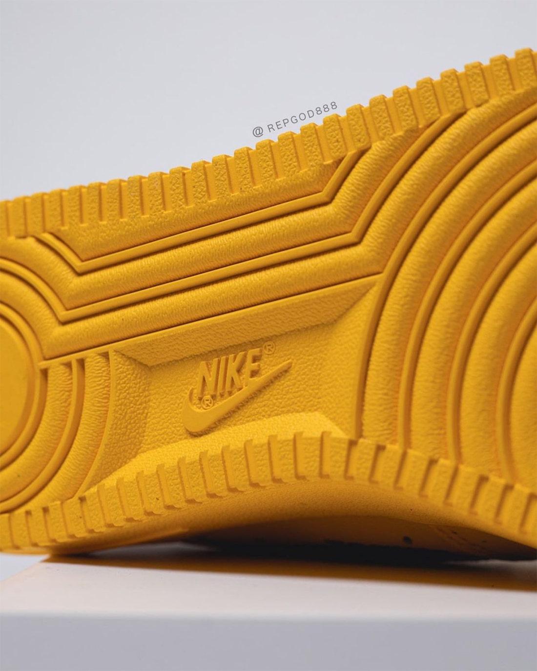 OFF-WHITE,Nike,Air Force 1,DD1  又是超限量会展限定?全新 OFF-WHITE x AF1 实物照曝光!