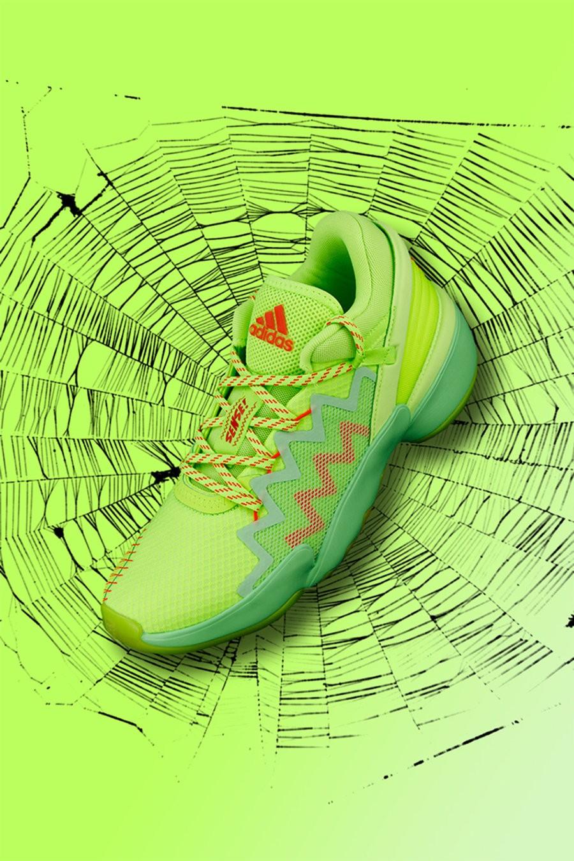adidas,Marvel,DON Issue 2,Veno  「毒液」超凶细节点缀!全新 DON Issue 2 即将登场!