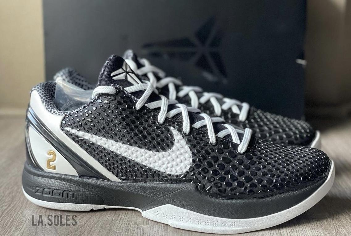 Nike,Kobe,发售   细节满满的致敬之作!Kobe 6 Protro 全新配色更多实物图曝光!