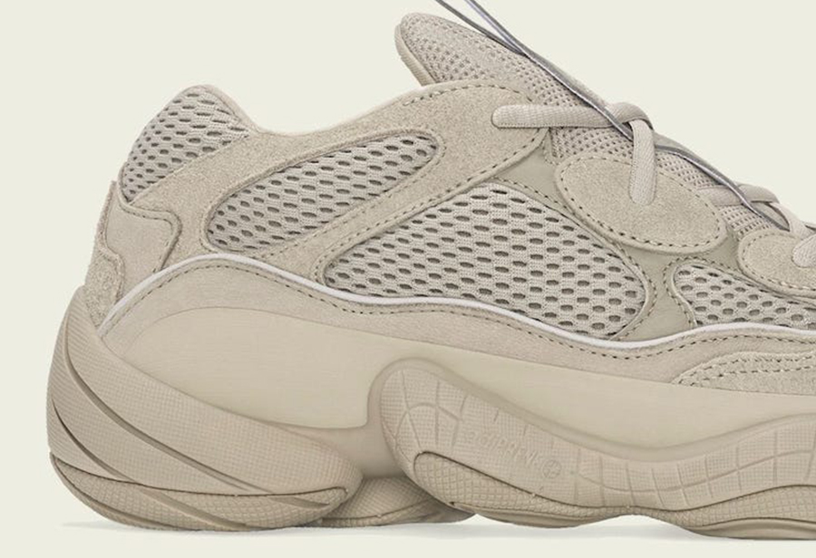Yeezy 500,adidas,发售  酷似首发配色!全新 Yeezy 500 回归大地色调!下月发售!