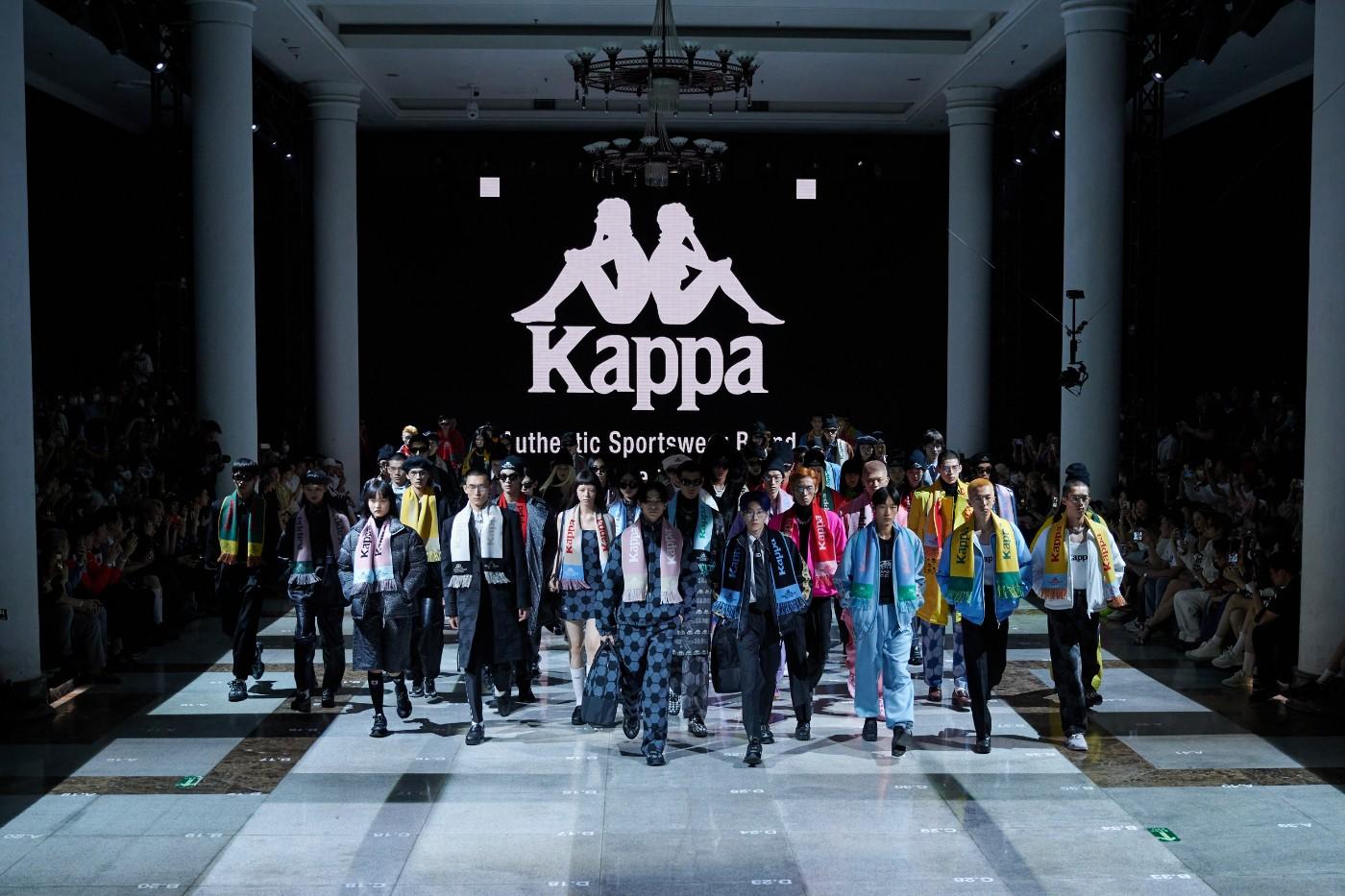 Kappa,发售  「背靠背」玩出新花样!Kappa 全新系列中国首秀!