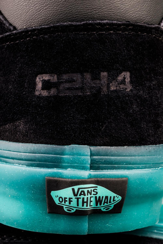 Vans,C2H4,发售,开箱  造型科幻!质感拉满!火遍国内外的「华人品牌」联名鞋抢先开箱!
