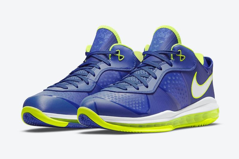 Nike,LeBron 8 V2 Low,Sprite,DN  经典「雪碧」造型!全新 LeBron 8 Low 下月登场!