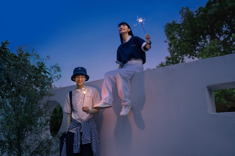 New Balance,Noritake  简约又大气!New Balance 携手 Noritake 推出全新系列服饰!