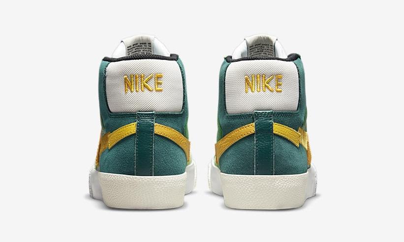 Nike,Blazer Mid,DA8854-300  断勾设计!全新配色 Blazer Mid 官图曝光!