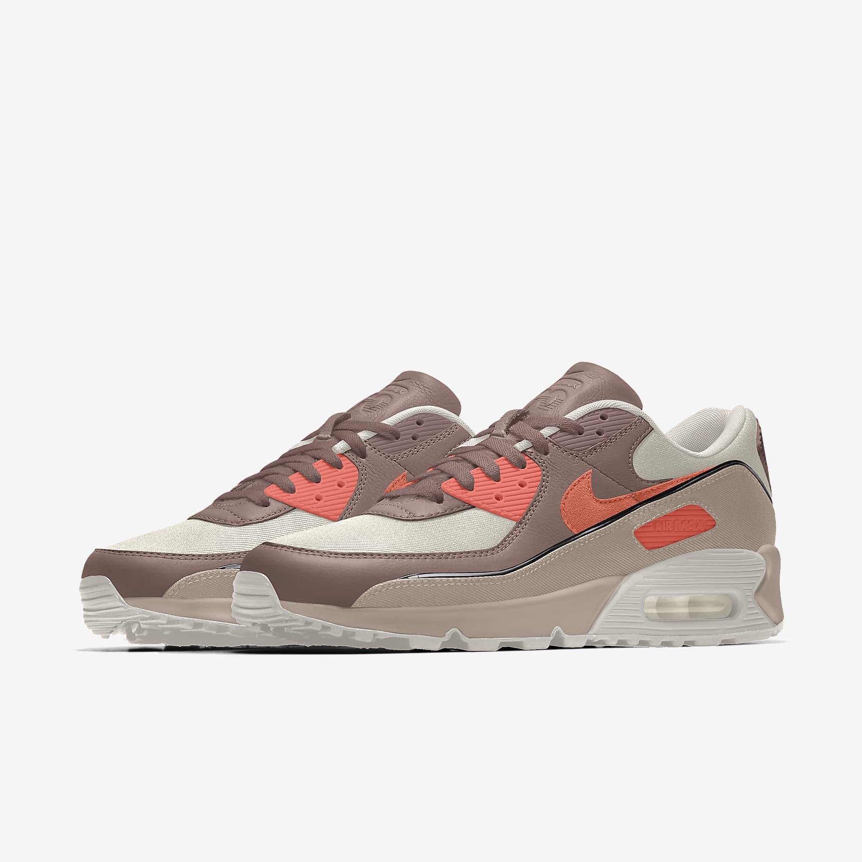 Nike,Air Max 90,Nike By You,DJ  又添新材质!Nike 开启 Air Max 90 官方定制!