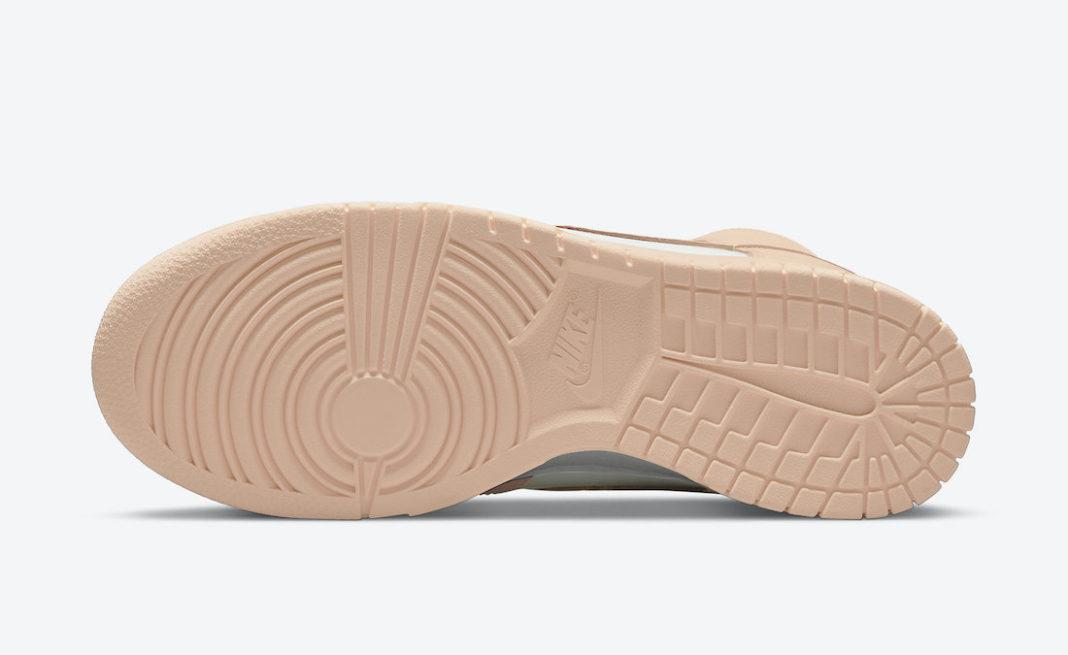 Nike,Dunk High,DD1869-104  粉色少女心!全新配色 Dunk Hi 即将发售!