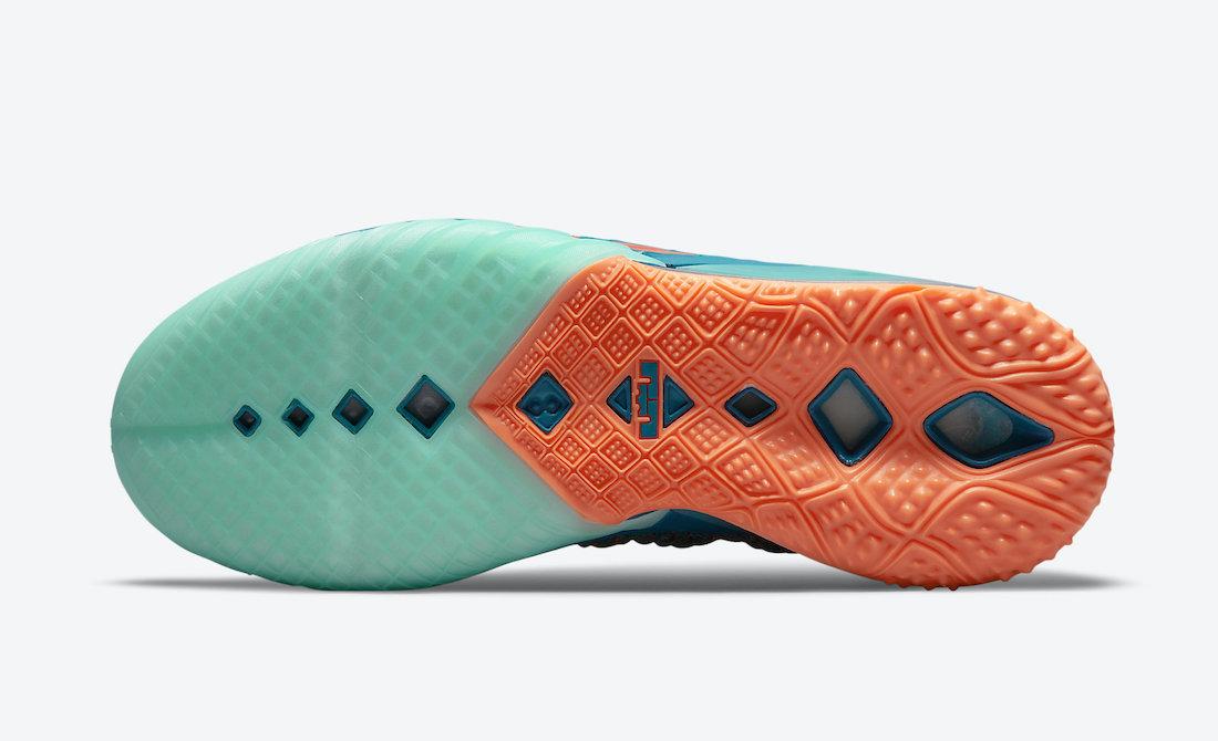 Nike,LeBron 18,发售  加农炮再临!LBJ 18 全新配色即将发售!