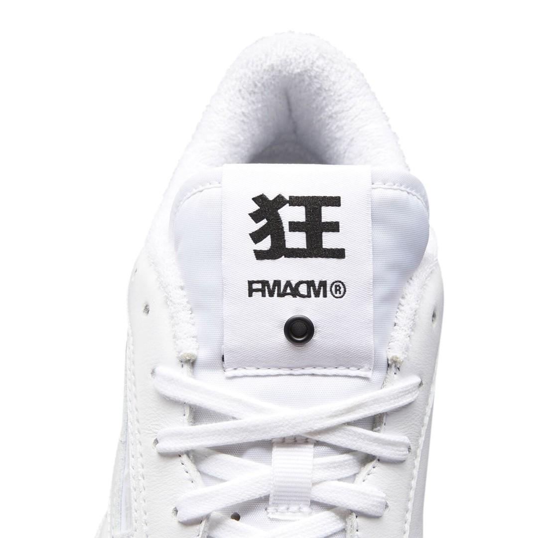 Reebok,FMACM,发售  黑白极简双色下的躁动!Reebok 最新联名鞋款即将发售!