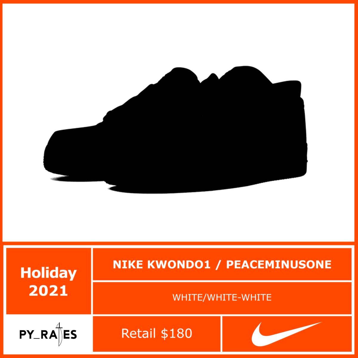 Nike,PEACEMINUSONE,权志龙  疑似权志龙 x Nike 新联名实物曝光!网友:就这?