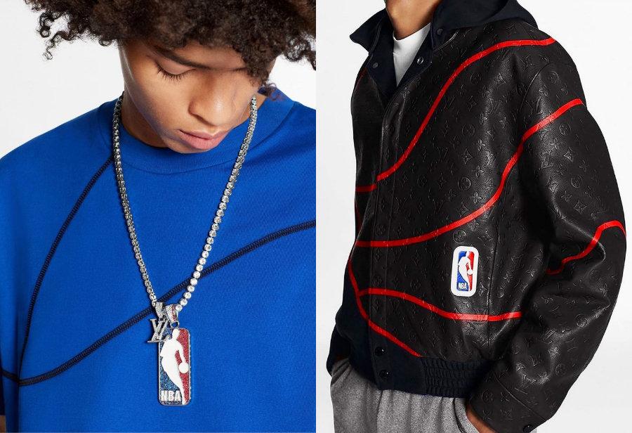 Louis Vuitton,NBA,LV  满印篮球太奢华!全新 LV x NBA 合作系列现已发售!