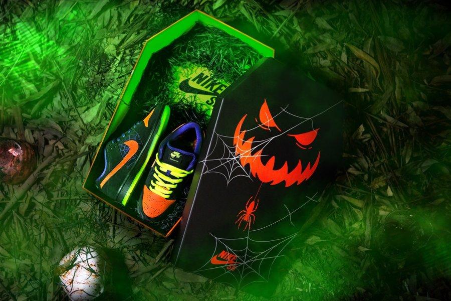Nike,AF1,Air Force 1 Low,Hallo  2021「万圣节」Dunk 实物泄露!夜光猫头鹰挺吓人!