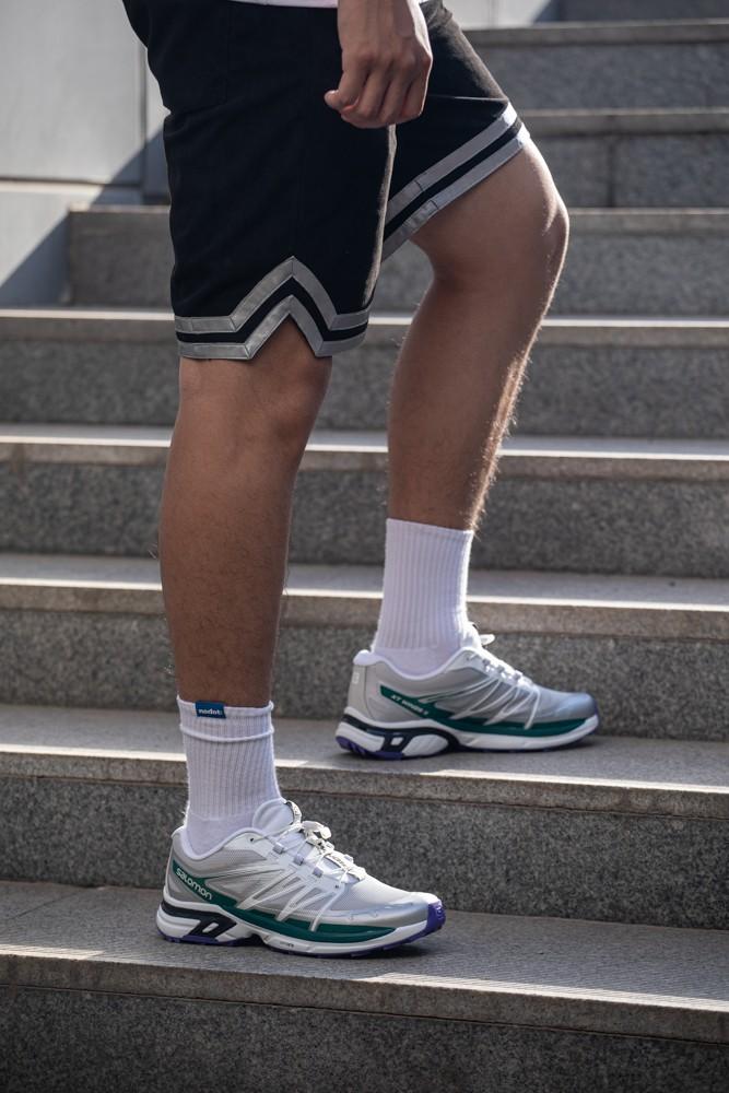 Salomon,XT-WINGS 2,开箱,上脚  价格更低!脚感更好!超火的「王牌」系列终于出新鞋了!