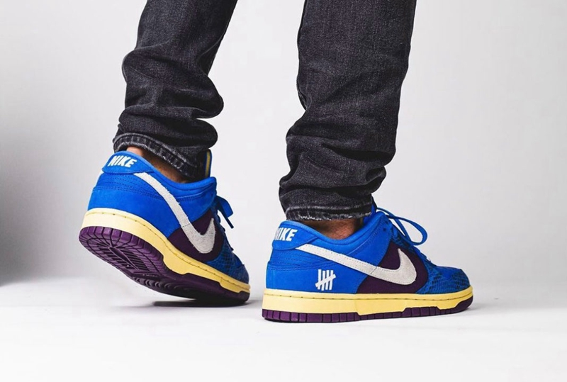 Nike,Dunk Low,UNDEFEATED,DH650  「亲友版本」UND x Dunk Low 下月登场!还自带 Vibe 风!