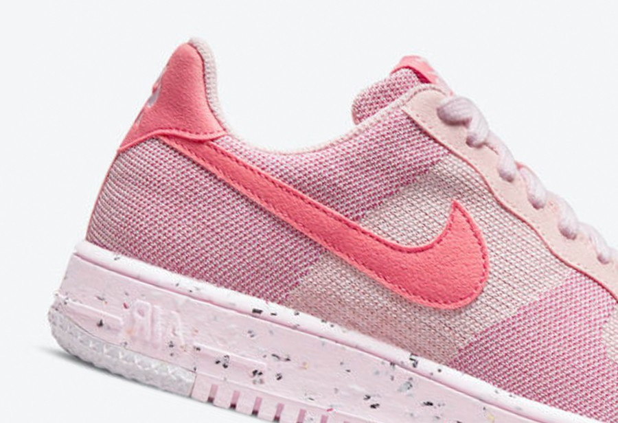 Nike,Air Force 1,DC7273-600  小清新粉色点缀!全新 Air Force 1 官图曝光!