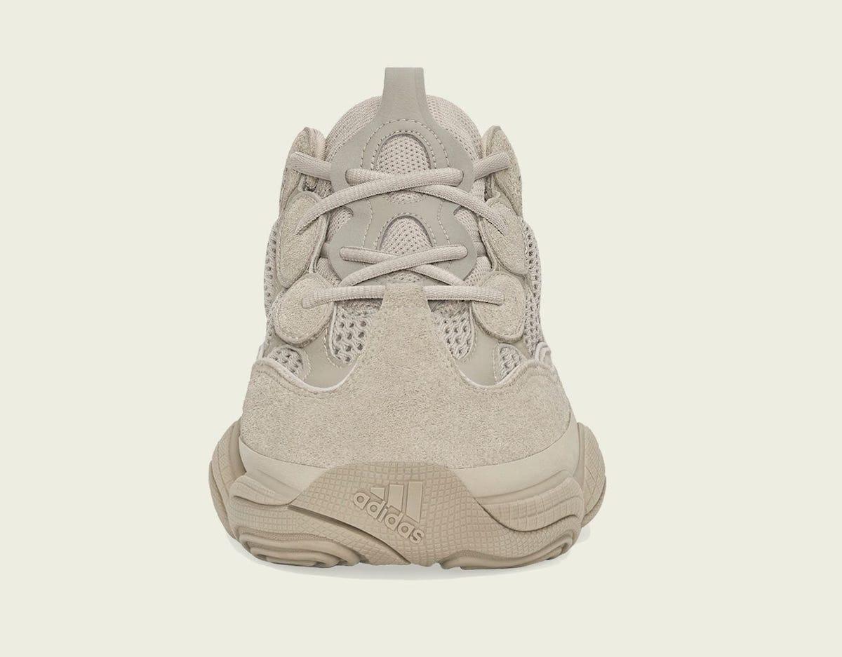adidas,Yeezy 500,发售  首发配色平替?!全新大地色系 Yeezy 500 开启登记!