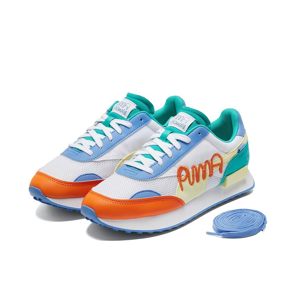 PUMA,发售  独特「色差」主题!PUMA 艺术集市来了!多款联名新鞋亮相!