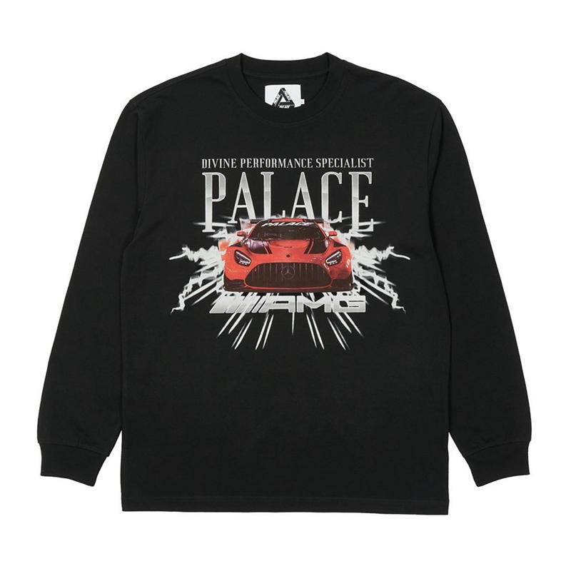 Palace,AMG  AMG x Palace 联名型录曝光!还有汽车涂装?!