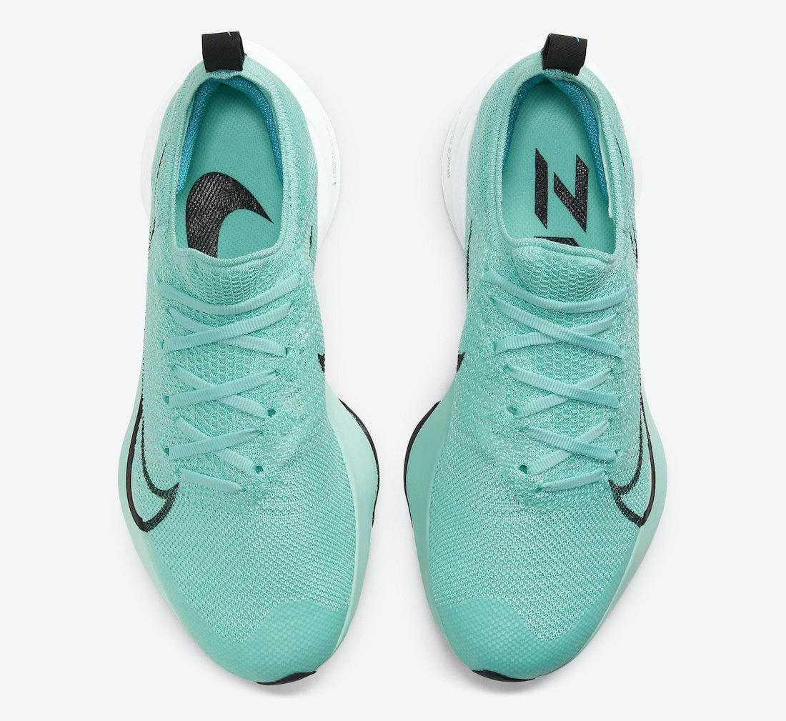 Nike,Air Zoom Tempo NEXT%,发售  蒂芙尼配色加持!全新 Air Zoom Tempo NEXT% 登场!