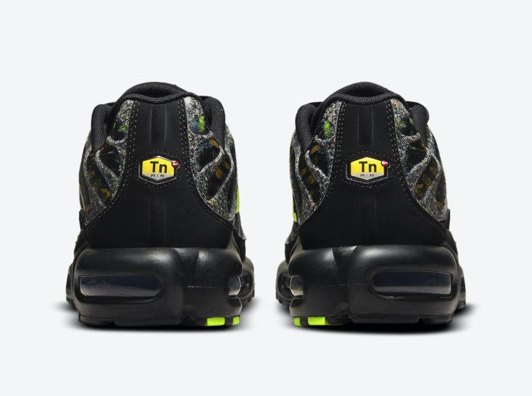 Nike,Air Max Plus,DM9594-001  赛博朋克风格!全新 Nike Air Max Plus 官图曝光!