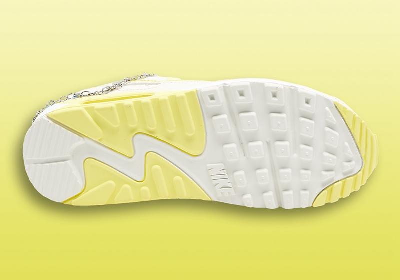 Nike,Air Max 90,Princess Charm  清新「柠檬」造型!全新 Air Max 90 现已登场!