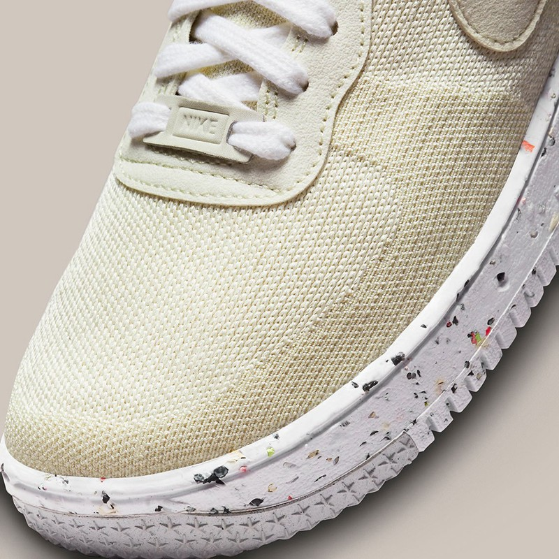 Nike,Air Force 1 Crater FlyKni  用了几十年的设计变了!全新 Air Force 1 Flyknit 曝光!