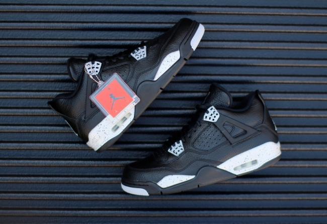 AJ,AJ4,Air Jordan 4,White Oreo  提前一个月上脚!「奥利奥」AJ 全网最快开箱!现在穿这鞋的真不是一般有钱人!