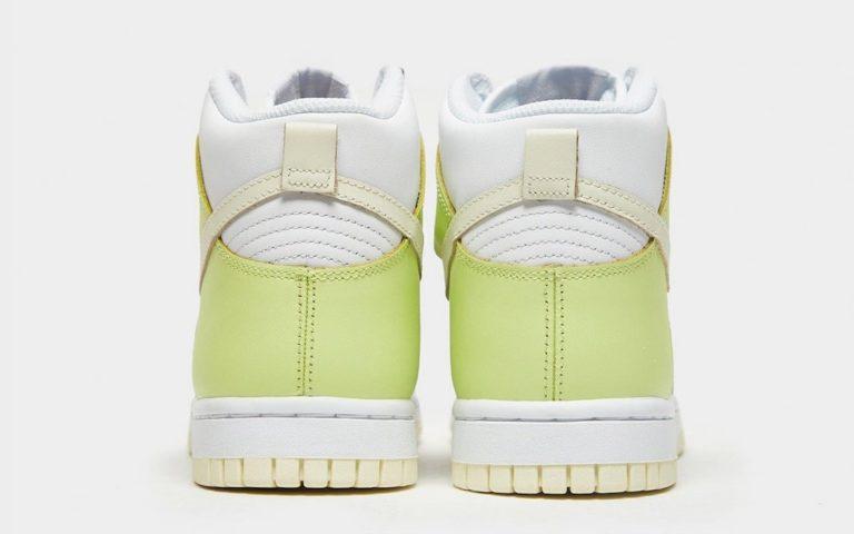 Nike,Dunk High,DD1869-108,Lemo  小清新色彩拼接!全新 Nike Dunk Hi 官图曝光!