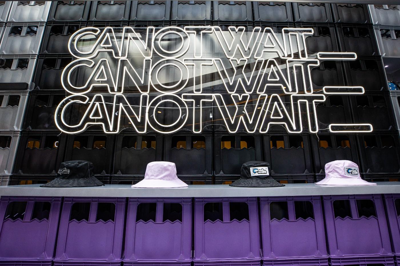陈伟霆,CANOTWAIT_,北京  CANOTWAIT_ 北京夏日限定快闪店开放!怎么朋友圈都在这里打卡!
