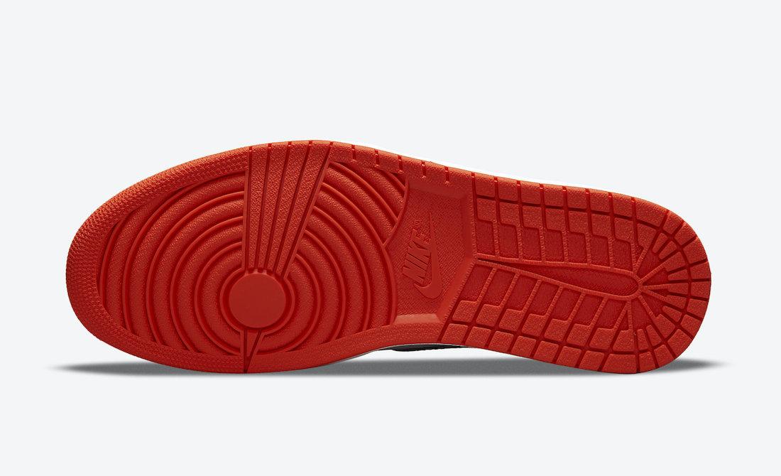 "Nike,Air Jordan 1,Jordan Brand  扣碎篮板大家庭再添新成员!全新 Air Jordan 1 ""白扣碎"" 官图曝光!"