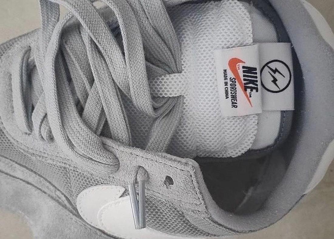 sacai,藤原浩,LDV Waffle,fragment,  白灰配色首次曝光!fragment x sacai x Nike 还有第二款?!