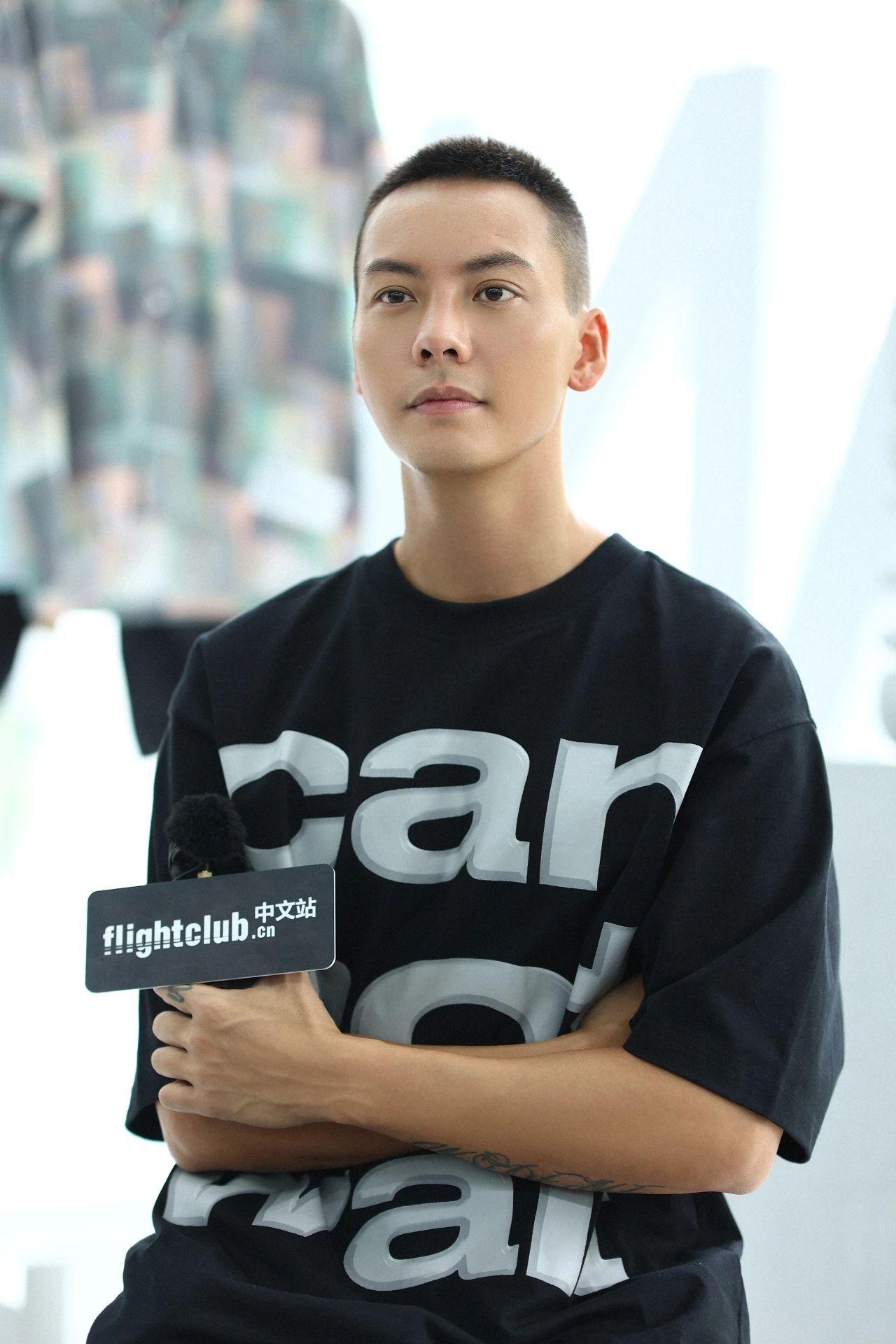 陈伟霆,CANOTWAIT,专访  今年最拼主理人!他的球鞋有消息了!本月无数人都冲着他去打卡!