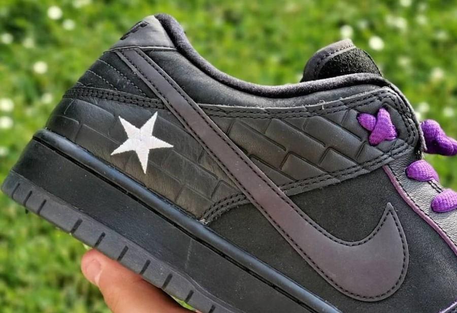 Nike,Familia,SB Dunk Low,First  鞋头「满天星」加持!Familia x SB Dunk Low 最新实物图曝光!