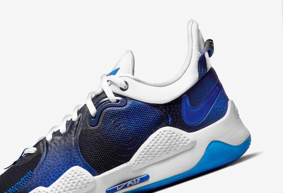 Nike,PG 5,PS5,CZ0099-400  PS5 联名终于来了!全新配色 PG5 正式上架!