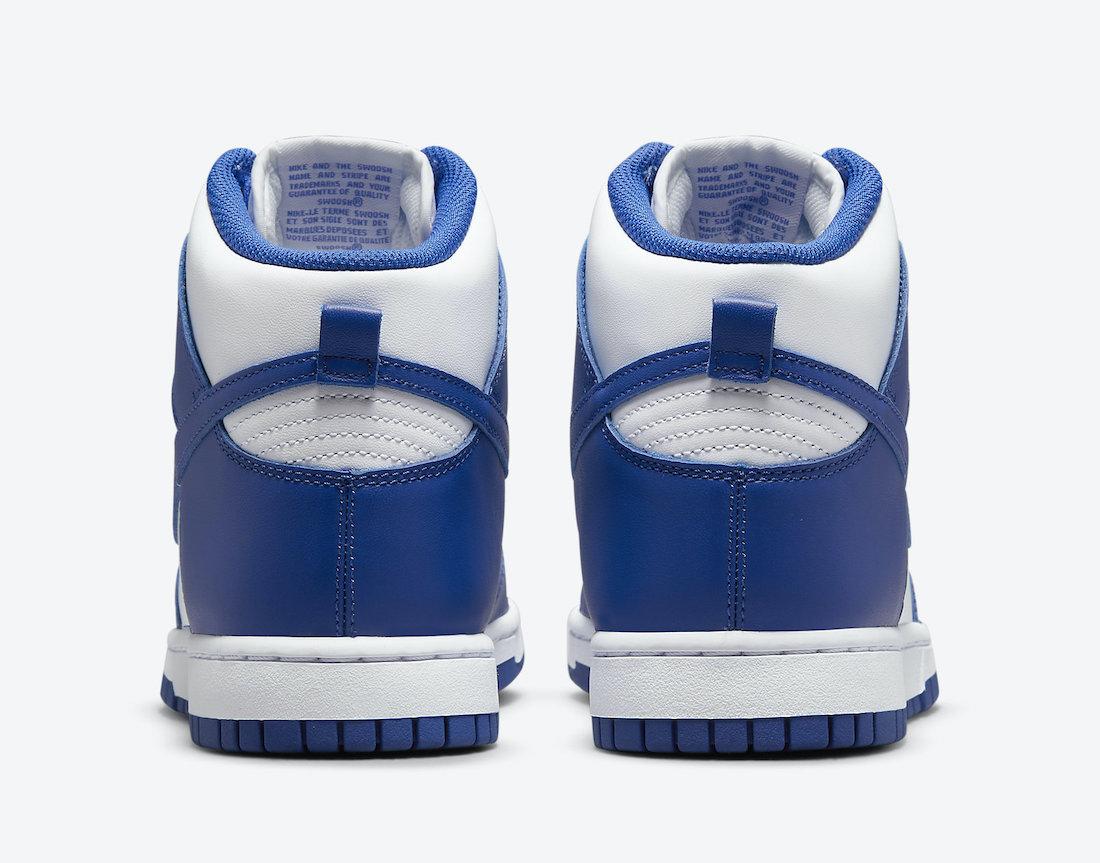 Nike,Dunk,发售  经典皇家蓝回归!Nike Dunk 全新配色即将发售!