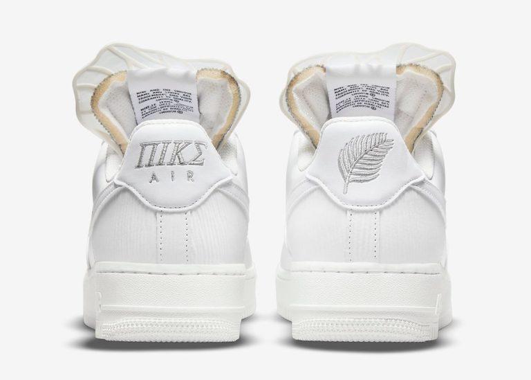 Nike,Air Force 1,DM9461-100  胜利女神装扮!全新配色 Air Force 1 实物曝光!