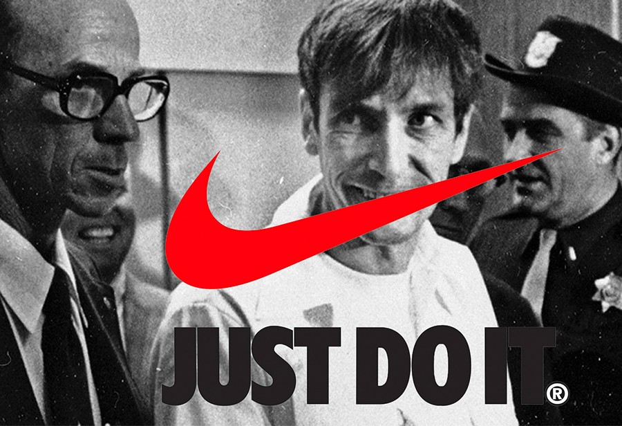 Nike,AJ,Yeezy,adidas  Yeezy 到底什么意思?Nike 广告语竟是罪犯遗言?!奇怪的知识增加了!