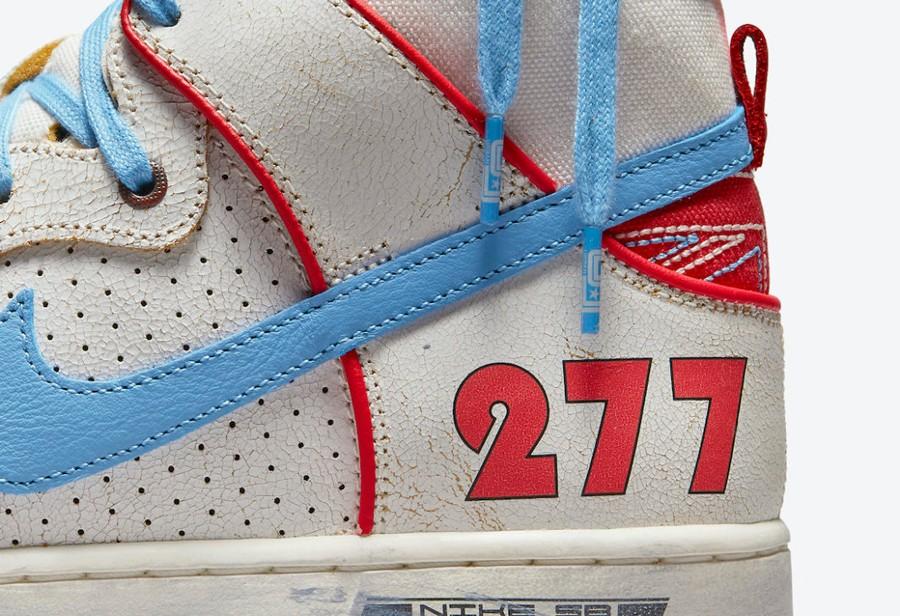 Nike,SB Dunk High,Ishod Wair,M  保时捷联名!?Nike SB Dunk 新配色细节多到数不清!