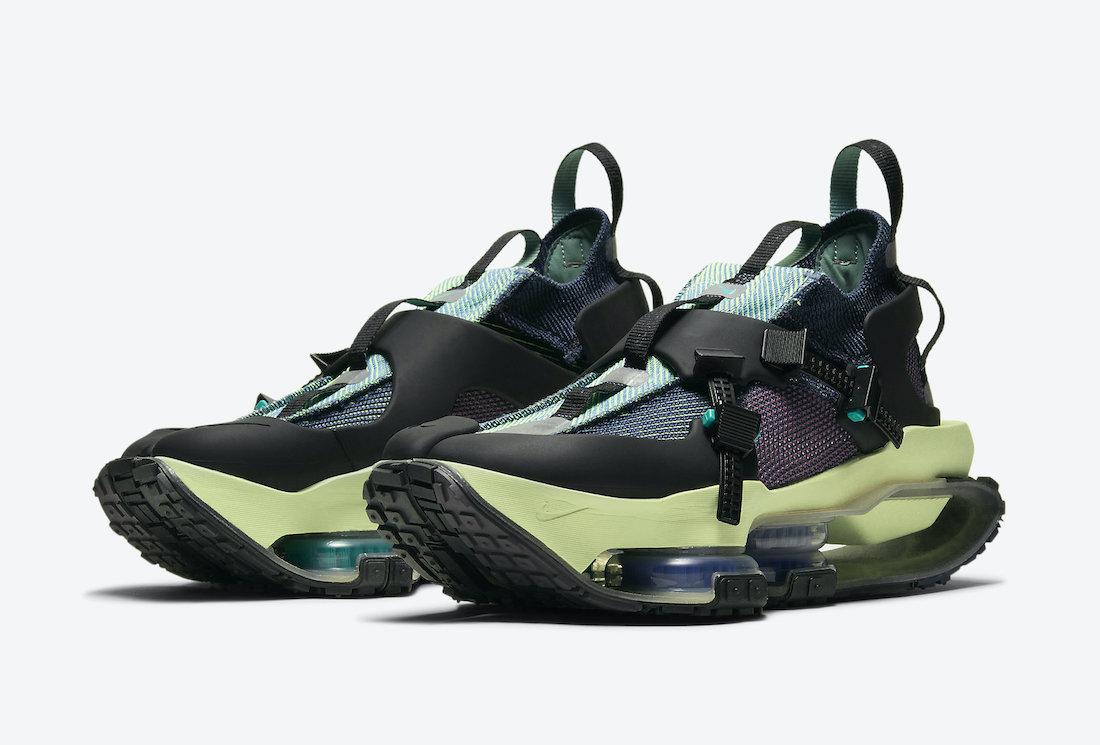 Nike,ISPA Flow,曝光  科幻机能风属性点满!全新 Nike ISPA Flow 实物图曝光!
