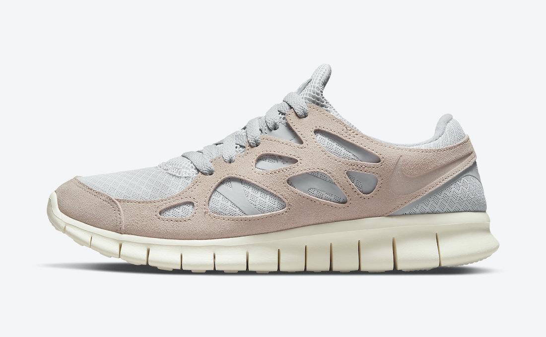 Nike,Free Run 2,537732-013  复古配色装扮!全新 Nike Free Run 2 官图曝光!