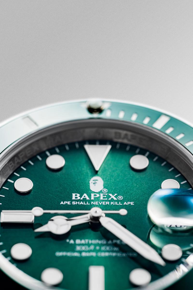 A BATHING APE,BAPE,BAPEX,发售  BAPE® 「绿水鬼」你见过吗?本周限量发售!