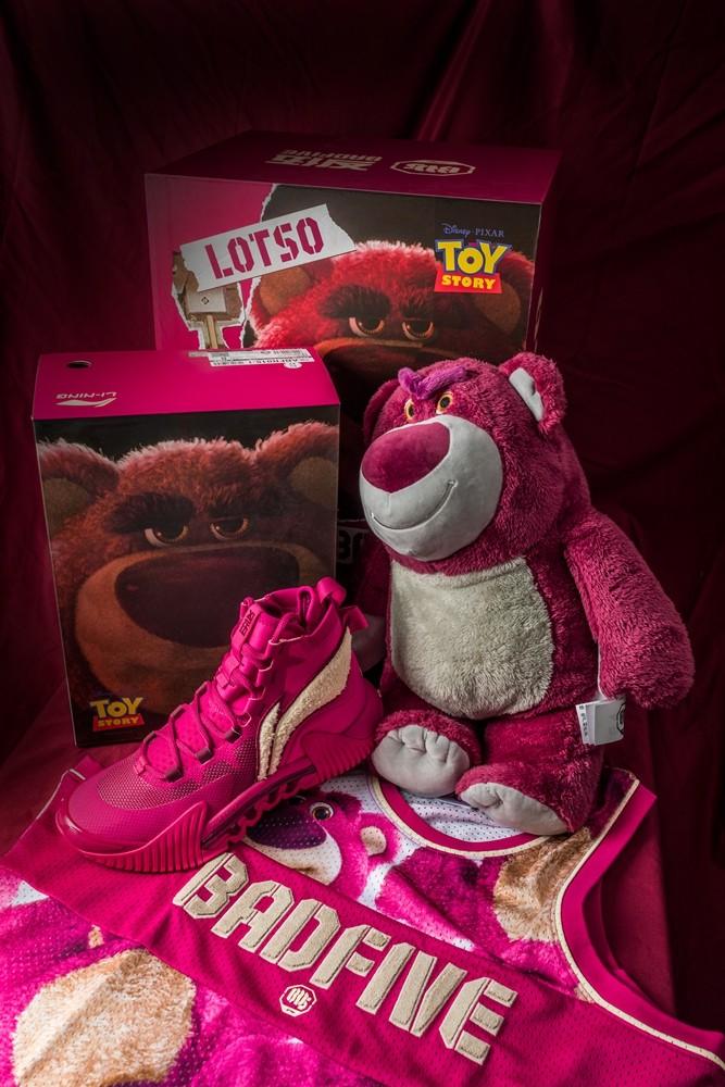 李宁,BADFIVE,发售,反伍 2,草莓熊  猛男心动!「草莓熊」反伍 2 发售链接释出!先到先得!