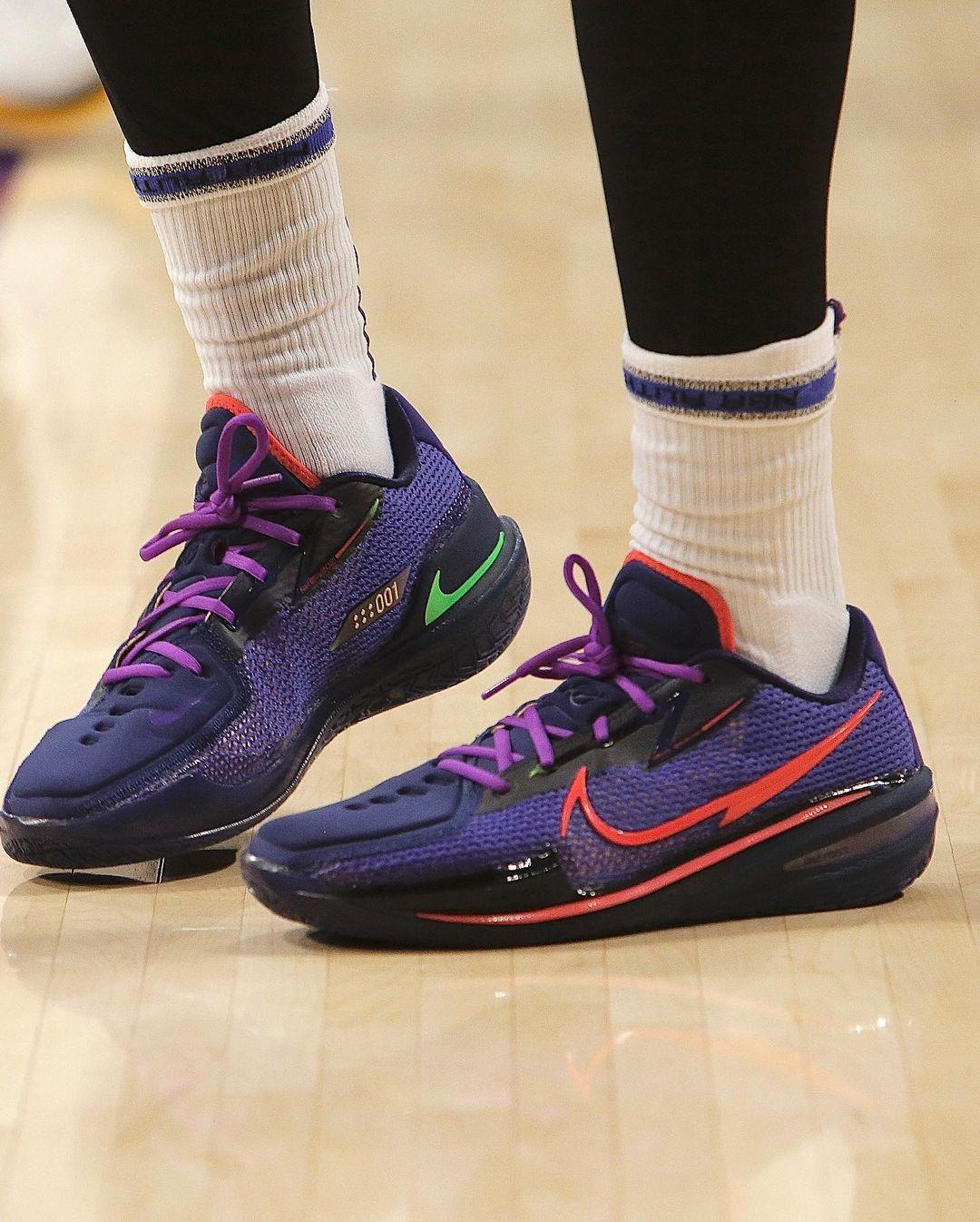 NBA,詹姆斯,PJ 塔克  ZK6 新配色看完就真香!论骚气还得看「鞋王」塔克!