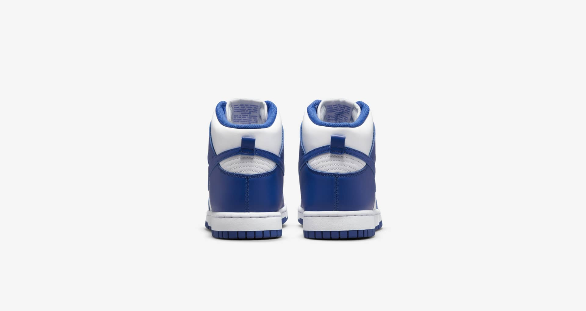 Nike,Dunk High,DD1399-102,Game  经典皇家蓝回归!全新 Nike Dunk Hi 明日发售!