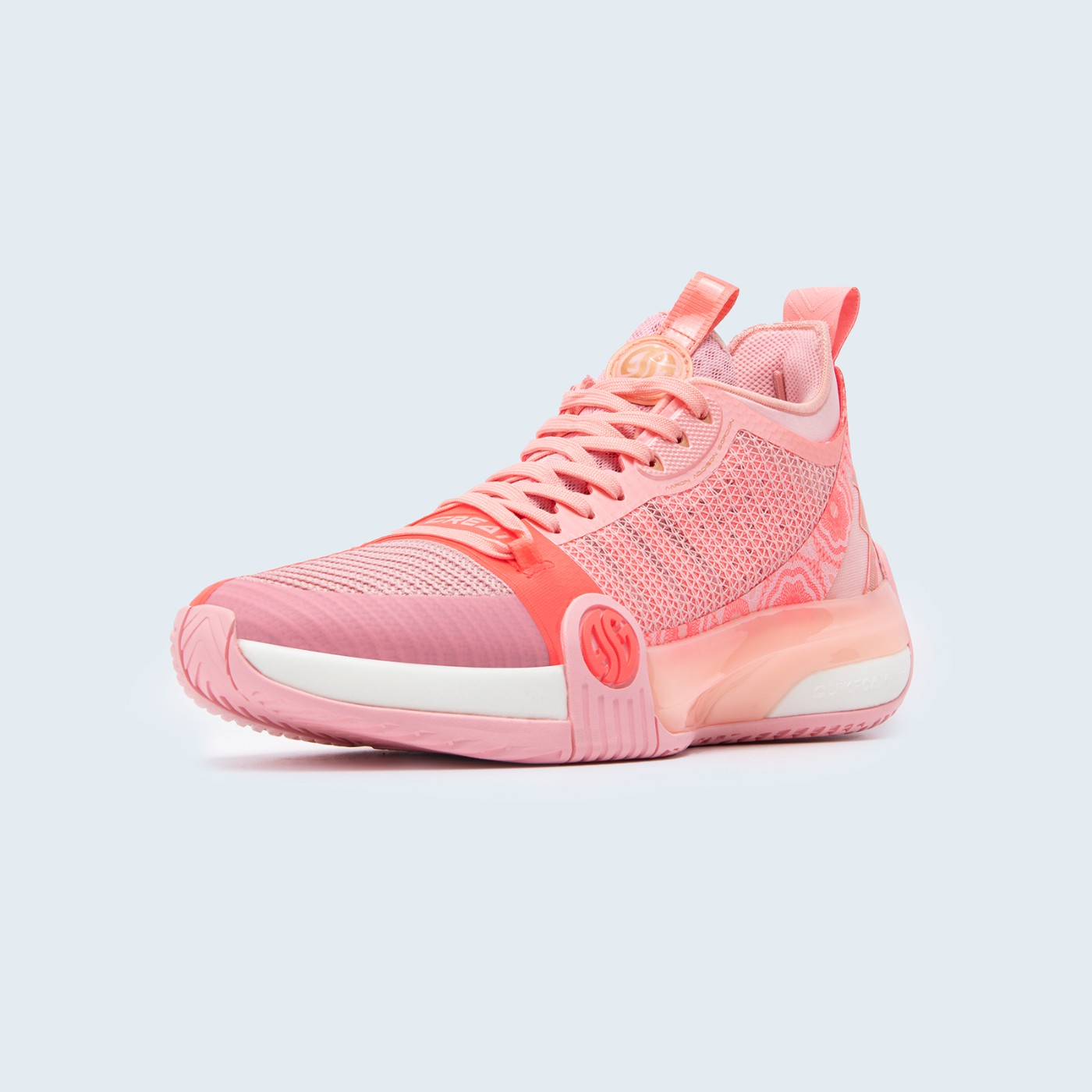 361°,AG,发售,「禅3」  超火的「人民很行」又来了!戈登樱花粉新鞋真的美!