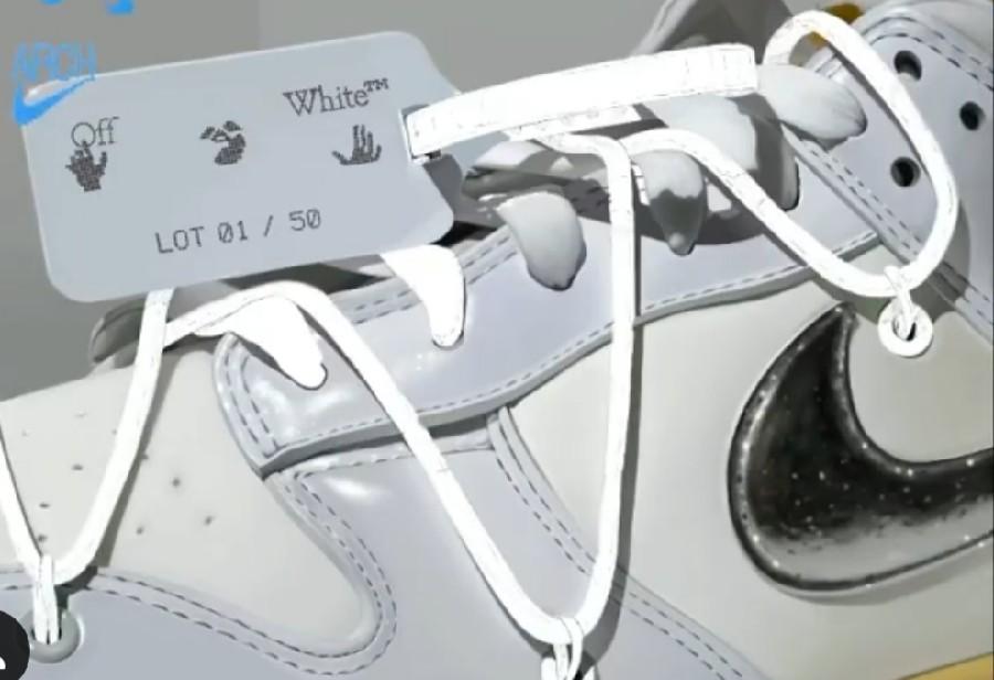 OFF-WHITE,Nike,Dunk,发售  Virgil 亲自预告!「THE 50」OW x Dunk 要来了!广告已曝光!